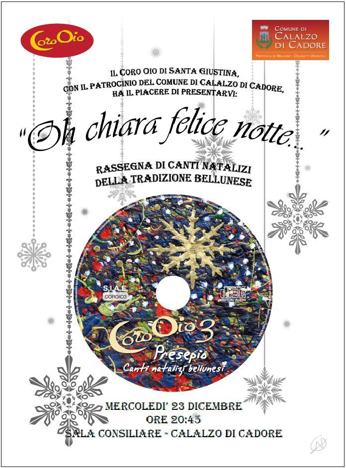 Concerto di Natale Calalzo 23 dicembre 2015_2