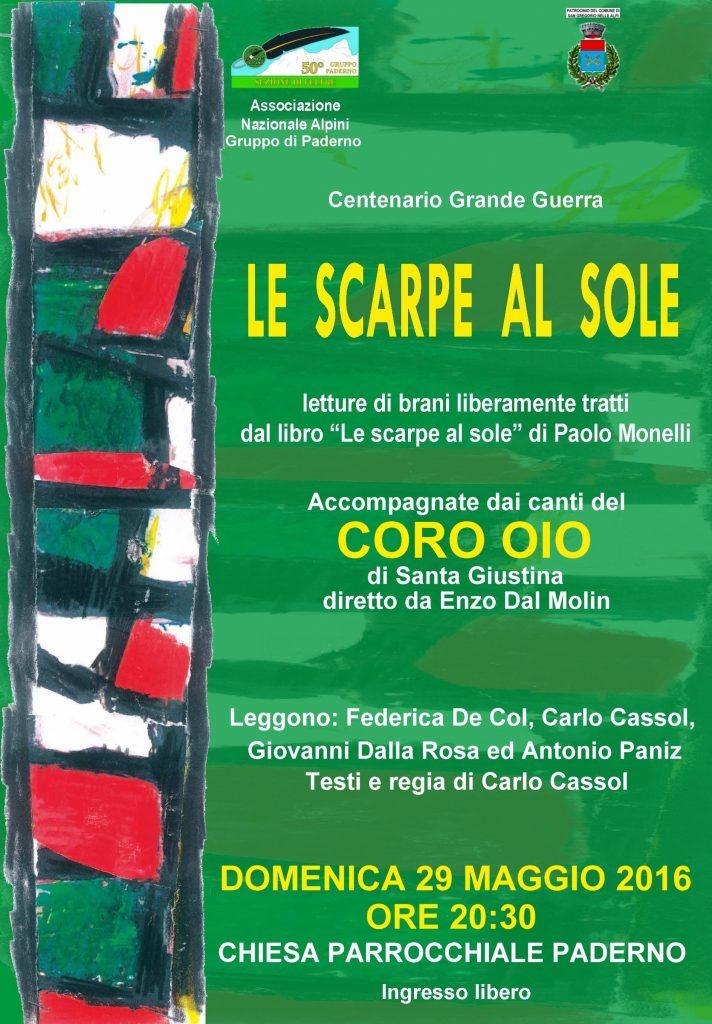 Locandine Scarpe al sole - paderno_29-05-16